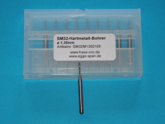 SM 32 Hartmetall-Bohrer Ø 1.30mm