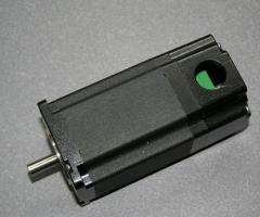 Schrittmotor 24H291-42-4 IP54 mit Kappe 3 Nm