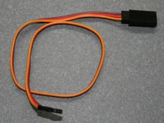 Servoverl.Kabel Goldkontakt UNI 30cm 2 Stück