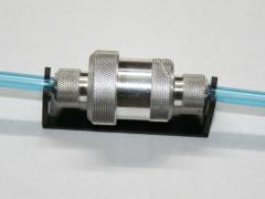 Halterungen Spritfilter- 4mm Schlauch GFK schwarz
