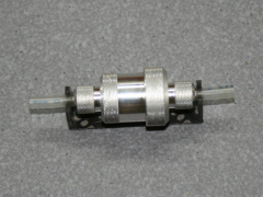 Halterungen Spritfilter- 4mm Schlauch CFK