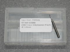 VHM-Fräser 2-Schneider (Fisch)  Ø 1.40mm