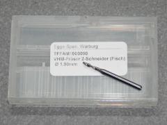 VHM-Fräser 2-Schneider (Fisch)  Ø 1.90mm