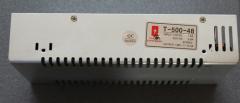 Netzteil T-500-48, 500Watt, 10,5A