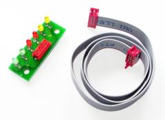 LED-Platine für BOB oder TripleBeast