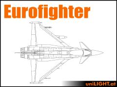 Beleuchtung für die Eurofighter 1:6 und ähnliche Modelle...
