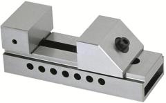 Niederzug Schraubstock 125mm Breite