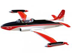 Black Horse Sky Jet 1400mm im ARF Set