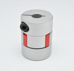 Wellenkupplung 25x30mm - 5Nm - 10 und 6,35 mm Bohrung